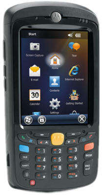 Zebra MC55A0 Wireless Rugged Handheld Mobile Computer